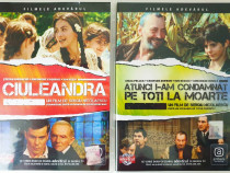 DVD Filme Românești: Ciuleandra & Atunci i-am condamnat