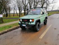Toyota Land Cruiser lj 70 reconditionat total autoutilitara