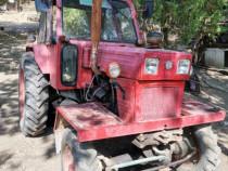 Tractor U651 cu utilaje