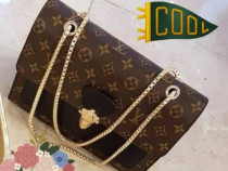 Genti Louis Vuitton model nou saculet inclus