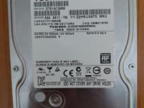 Hard Disk Toshiba 500GB, SATA 3 (III), 6Gbps, 7200 RPM, star