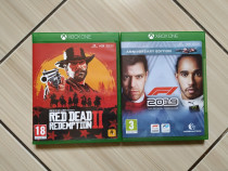 Xbox One: Red Dead Redemption 2 / RDR II & F1 2019!