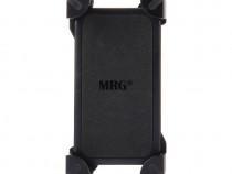 Suport Telefon MRG, Pentru bicicleta, Ajustabil, Negru C447