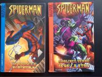 Benzi desenate Spiderman + Povestea filmului