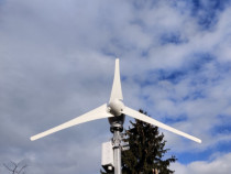 Panou Solar cu eoliana sistem hibrid