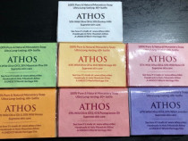 Set săpun natural ATHOS + AGHEASMĂ din Sfântul Muntele Athos