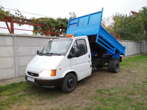 Transport marfa materiale basculabil 3.5t