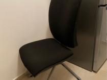 Set 3 scaune material textil