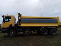Autobasculanta 8x4 Scania-euro 4