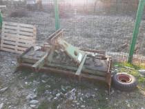 Freza tractor