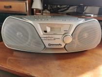 Radiocasetofon Panasonic RX-D11