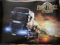 Poster Euro Truck Simulator&AmericanTruck Simulator - 40 Ron