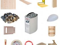 Kit DIY sauna finlandeza Waincris Saune BASIC 5