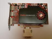 Placa video AMD FirePro V4800 1 GB GDDR5 128bit