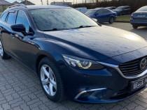 Mazda 6 2.2 diesel ,150 cp , at , 2015