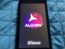 Telefon mobil Allview P5 Pro, Dual SIM, 8GB, 4G, Black