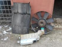 Bazin apa,ventilator vîscocupla,turbina man tgl