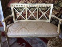 Canapea/sofa vintage/antic,baroc venetian/Ludovic/shabby