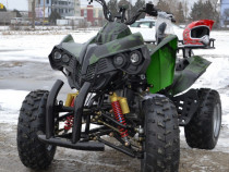 Atv akp warrior 150cc #roti 10 inch / automat