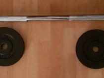Haltera - 19 kg.