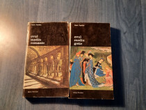 Arta occidentului 2 volume Henri Facillon