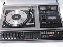 Sound machine Pick up,Radio,Amplif,Deck Grundig
