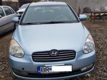 Hyundai Accent 2007, 1,6 cm³, benzina, cutie automata, euro
