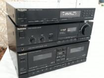 Amplificator dublu casetofon Technics SU-X920 cu radio ST-X9