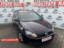Volkswagen Golf Vw Golf 6-Fab 2013-AUTOMATA-Benzina-RATE-