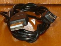 Cablu USB-miniUSB pt GPS, cameră auto, etc