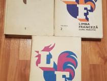 Limba franceza - Curs practic de Marcel Saras (3 vol)