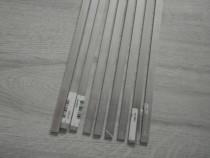Tije de Aluminiu 1cm x 100cm Lungime