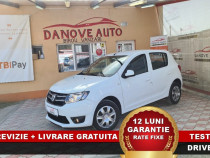 Dacia Sandero Revizie + Livrare GRATUITE, Garantie 12 Luni