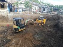 Angajam operatori miniexcavator, excavator și bobcat