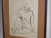 Nud de femeie