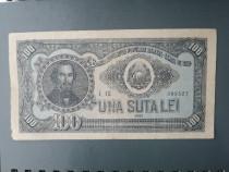 Bancnotă 100 lei 1952