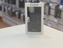 Husa Guess iPhone 12 Colectia Marble-Negru