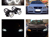 Marker led angel eyes BMW Seria 3 E90 E91