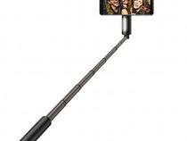 Selfie stick HUAWEI Moonlight CF33, LED, Bluetooth, negru