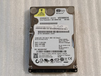 "Hard disk Western Digital 250GB 5400rpm 2.5"" SATA WD2500BEVS"