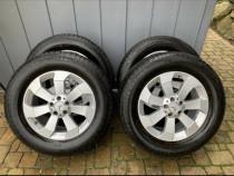 Roti M+S 265/60/18 originale Mercedes GLE/GLE Coupe/GLS/ML