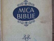 Mica Biblie - Justinian - 1972