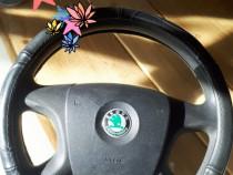 Airbag cu volan skoda octavia 2 1.9tdi,piese caroserie
