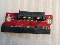 Adaptor Foxcoon HDD SAS la SATA, SFF-8482 SAS la SATA - poze