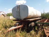Remorca cisterna, marca viberti, 5000L