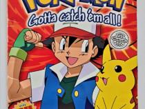 Album Pokemon Merlin by Topps