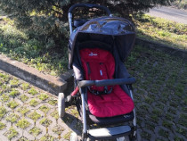 Cărucior plus scaun auto