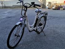 Bicicleta electrica noua Mecer 350W