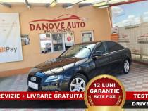 Audi a4 revizie + livrare gratuite, garantie 12 luni, rate