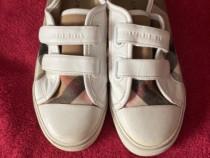 Sneakersi copii Burberry